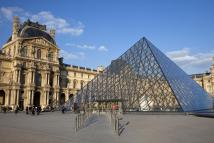 Claims Denied Entry Louvre