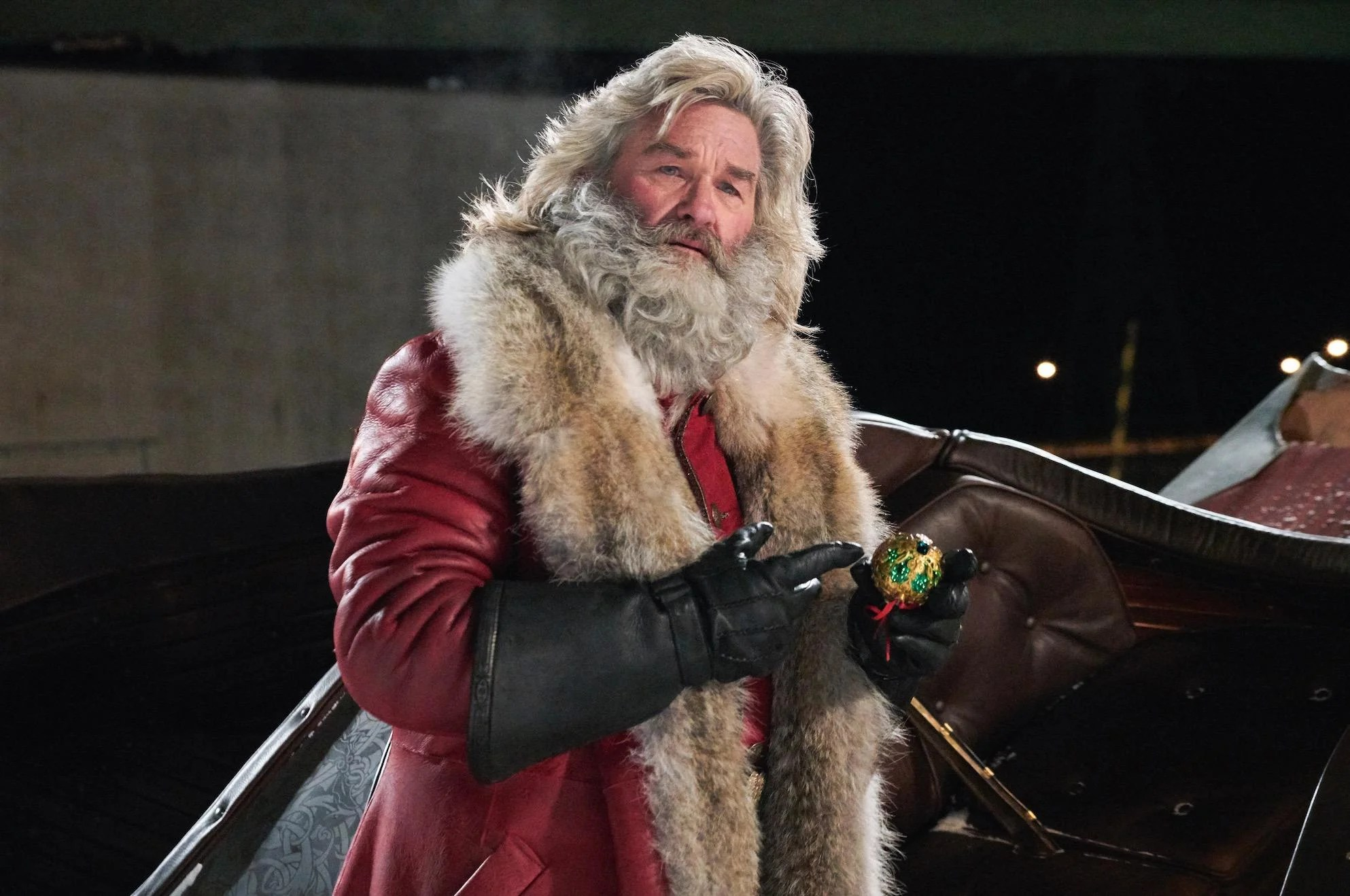 The Christmas Chronicles review Kurt Russell is in the pantheon of great movie Santas but the