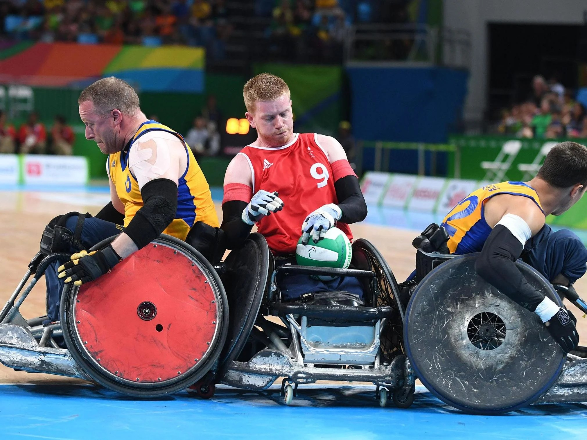 wheelchair olympics handicap chair lifts rugby latest news breaking stories and comment the