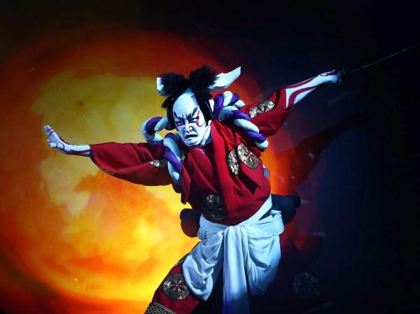 Kabuki Traditional Japanese Theatre Transformed