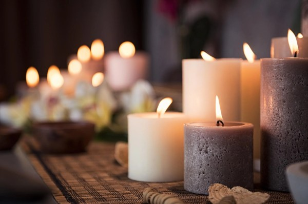 How scented candles could be harming the environment and