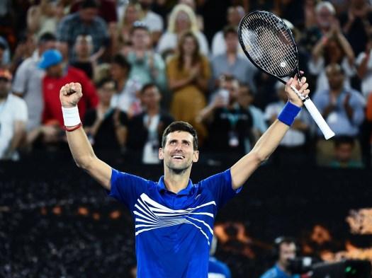 Australian Open 2019 results: Novak Djokovic strolls into ...