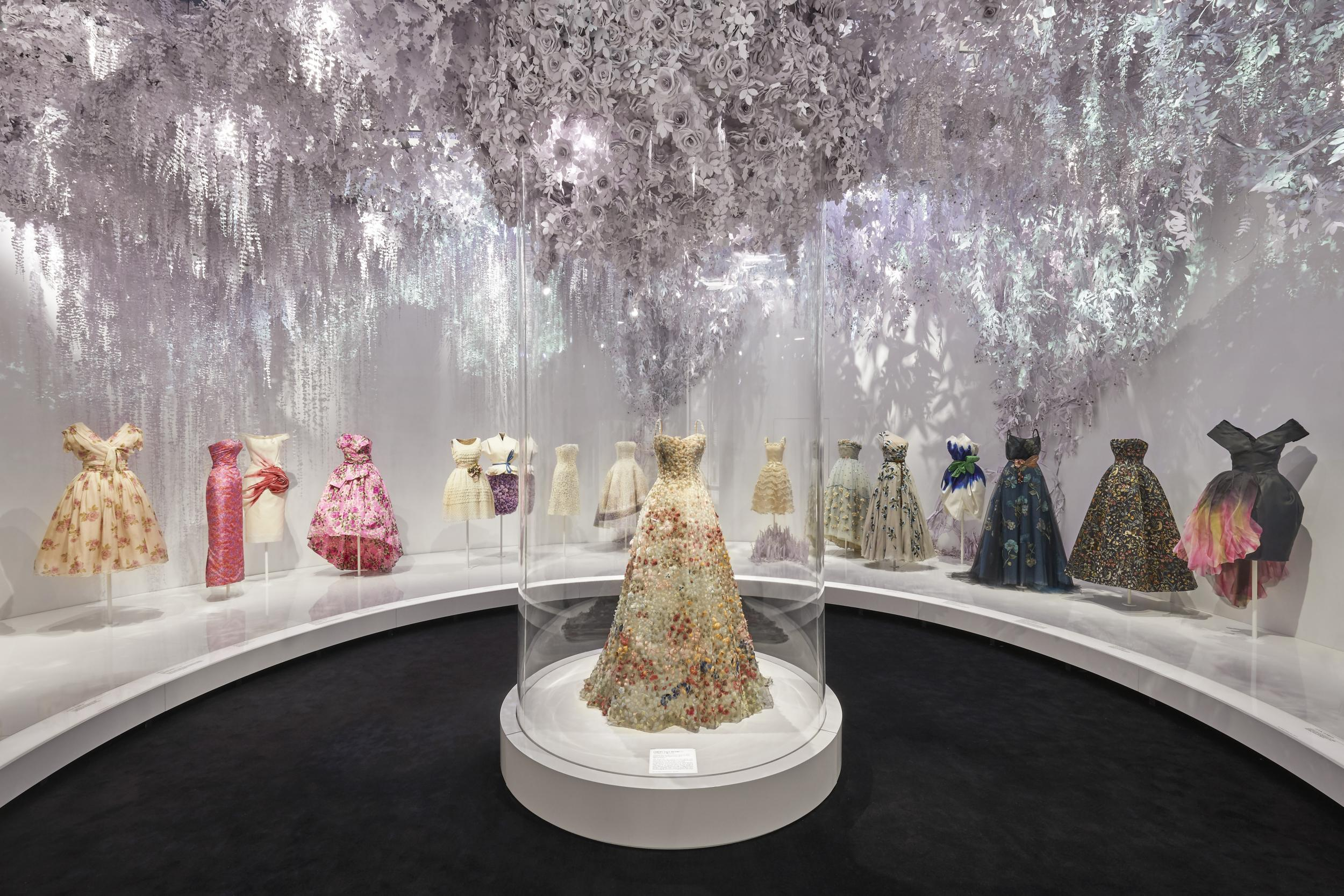 Dior at the V&A review: Breathtaking retrospective that at times does not tell the whole story | The Independent