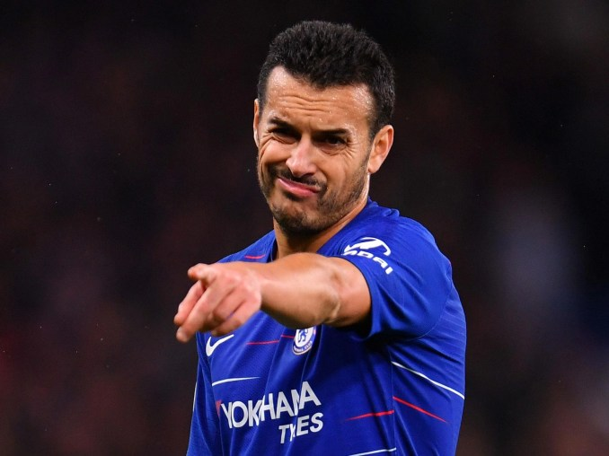 Chelsea news: Pedro admits Sarri-ball is 'so difficult' to play as ...