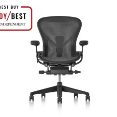 Office Chair Uk Mesh Pool Chairs 8 Best Ergonomic The Independent Original Herman Miller Aeron Desk