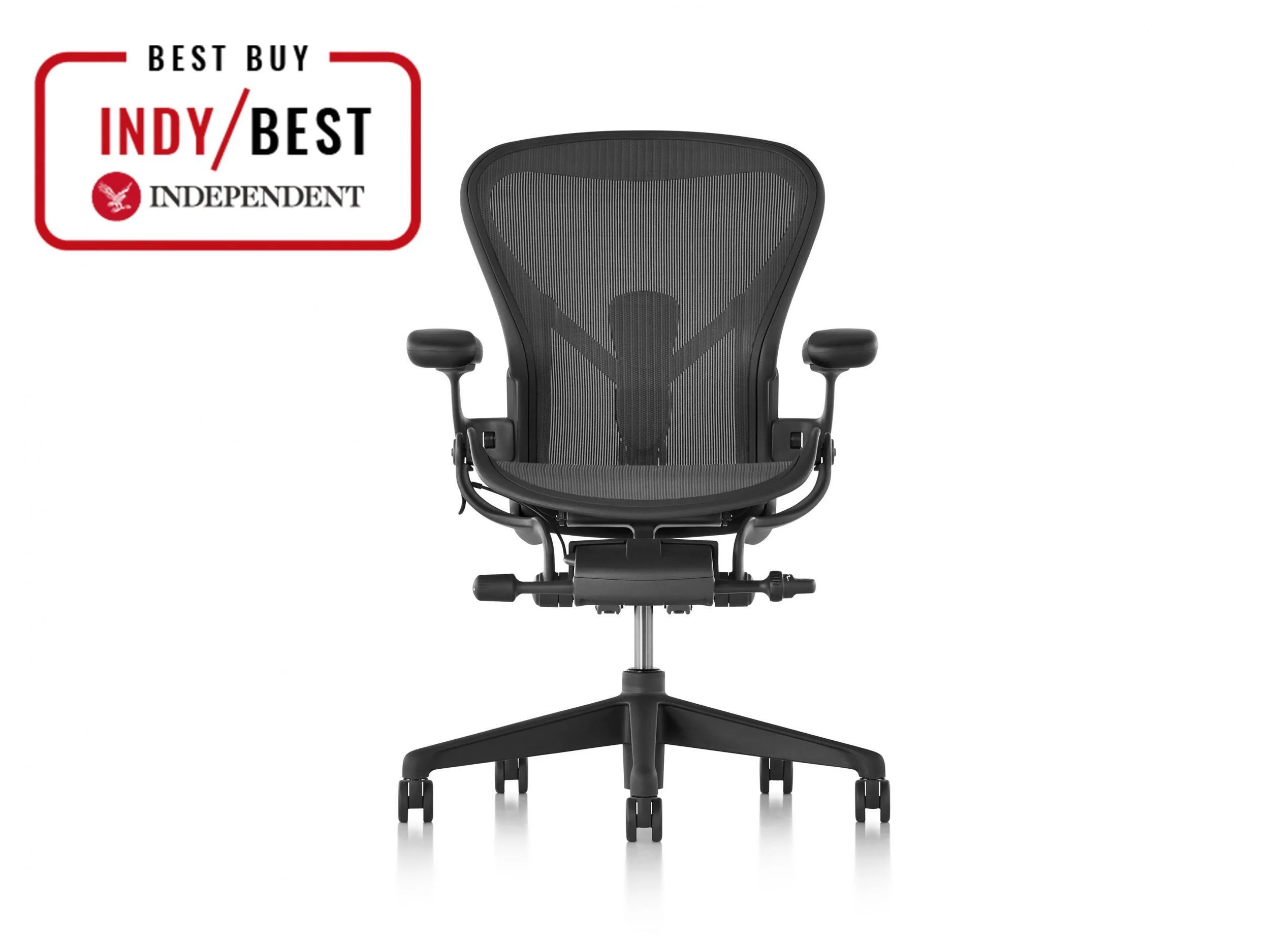 Office Chair For Short Person 8 Best Ergonomic Office Chairs The Independent