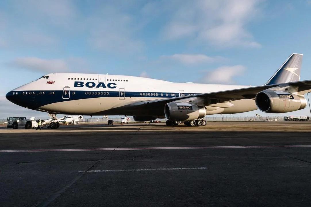 boeing 747 latest news