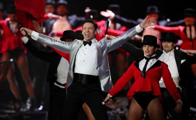 Brit Awards Hugh Jackman Opens Show With Spectacular