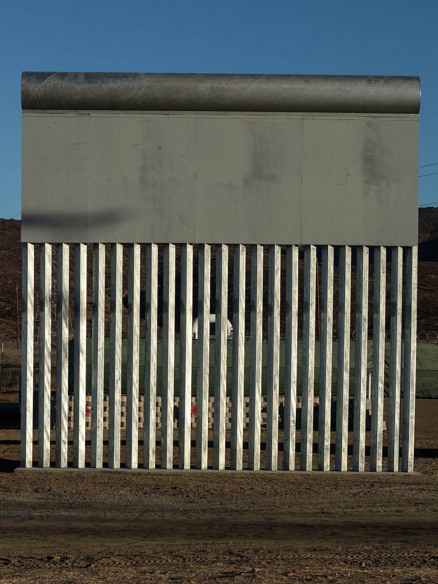 mexico border wall trump