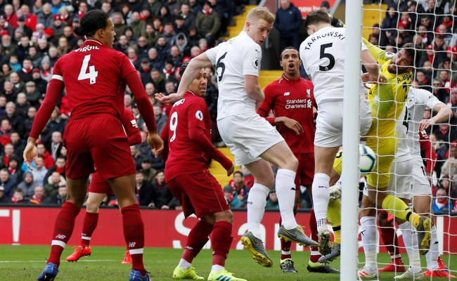 Liverpool Vs Burnley Live Latest Score And Premier