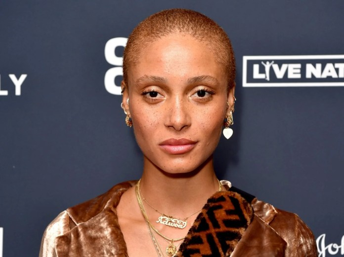 Adwoa Aboah says her role in fashion industry is to be 'f***ing authentic'  | The Independent | Independent
