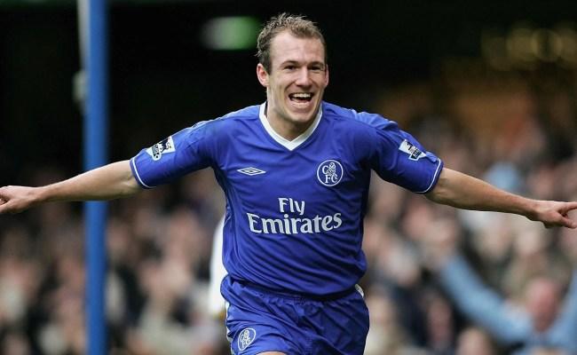 Premier League 100 Arjen Robben S Scintillating Spell At