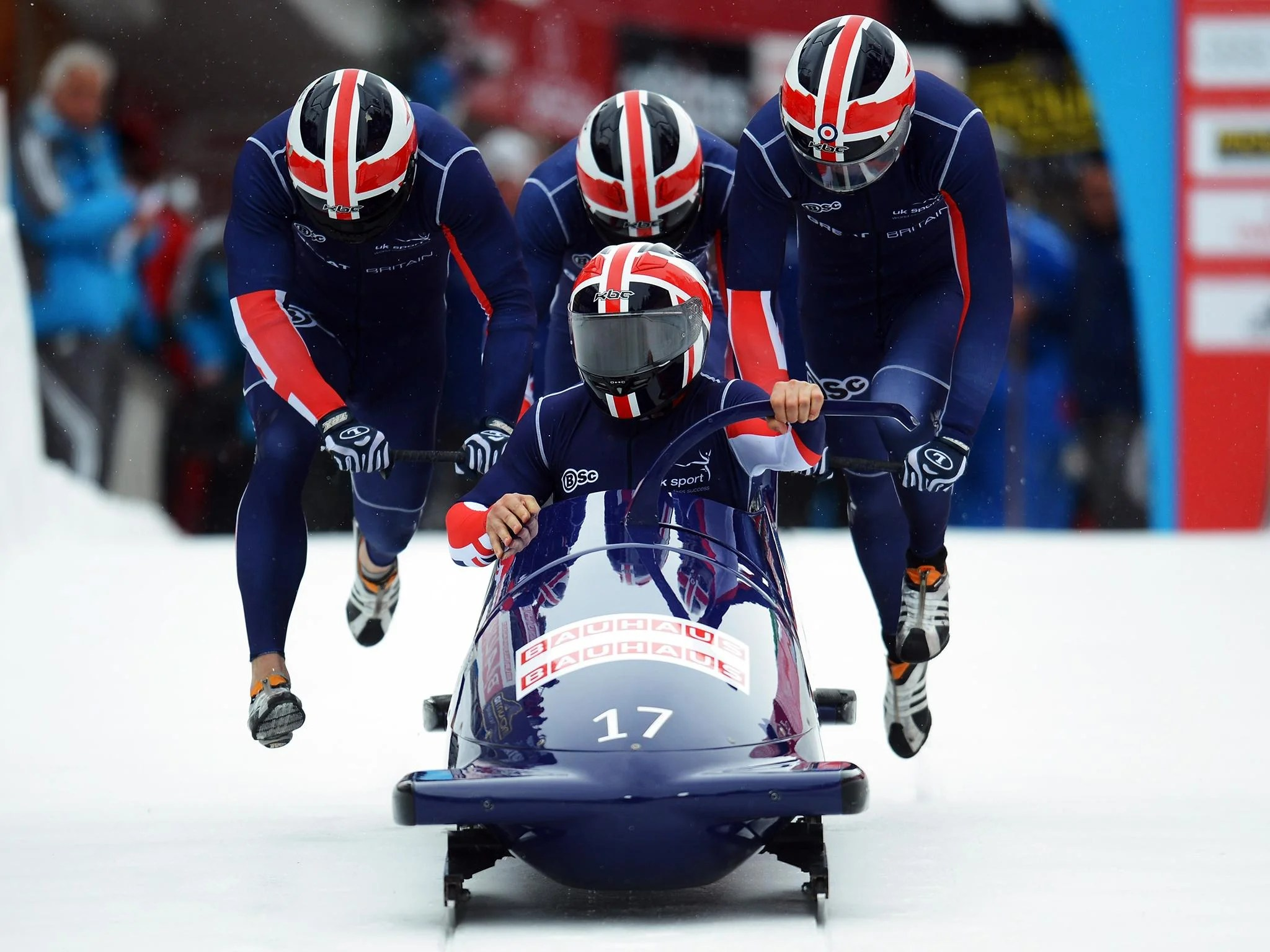 Team Gb Win Bobsleigh Bronze Medal Five Years On From