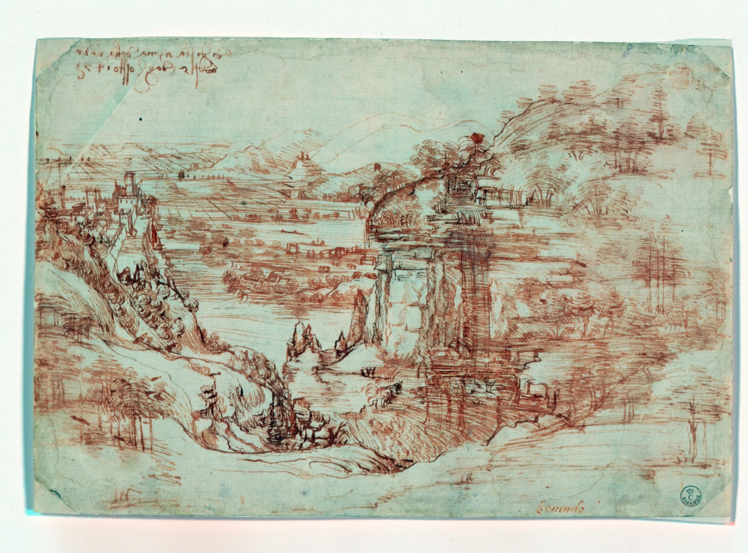 Leonardo Da Vinci Could Write Draw And Paint With Both