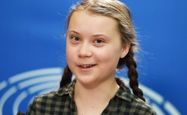 Greta Thunberg Teen Activist Tells Eu To Panic Over