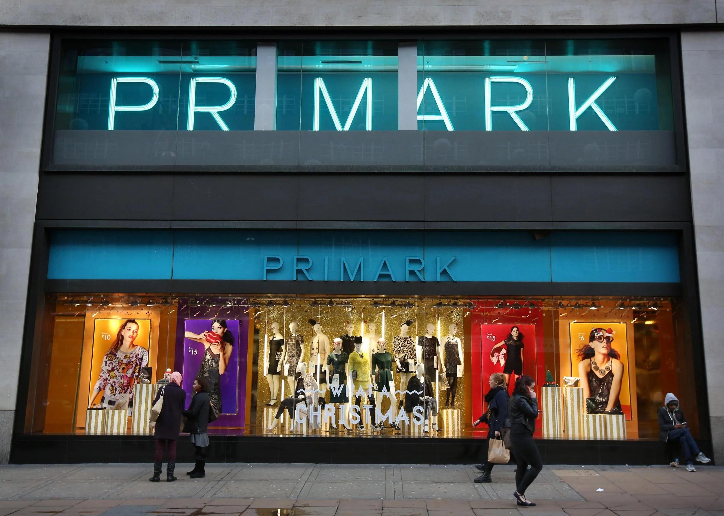 Coronavirus: Primark owner warns outbreak threatens global ...