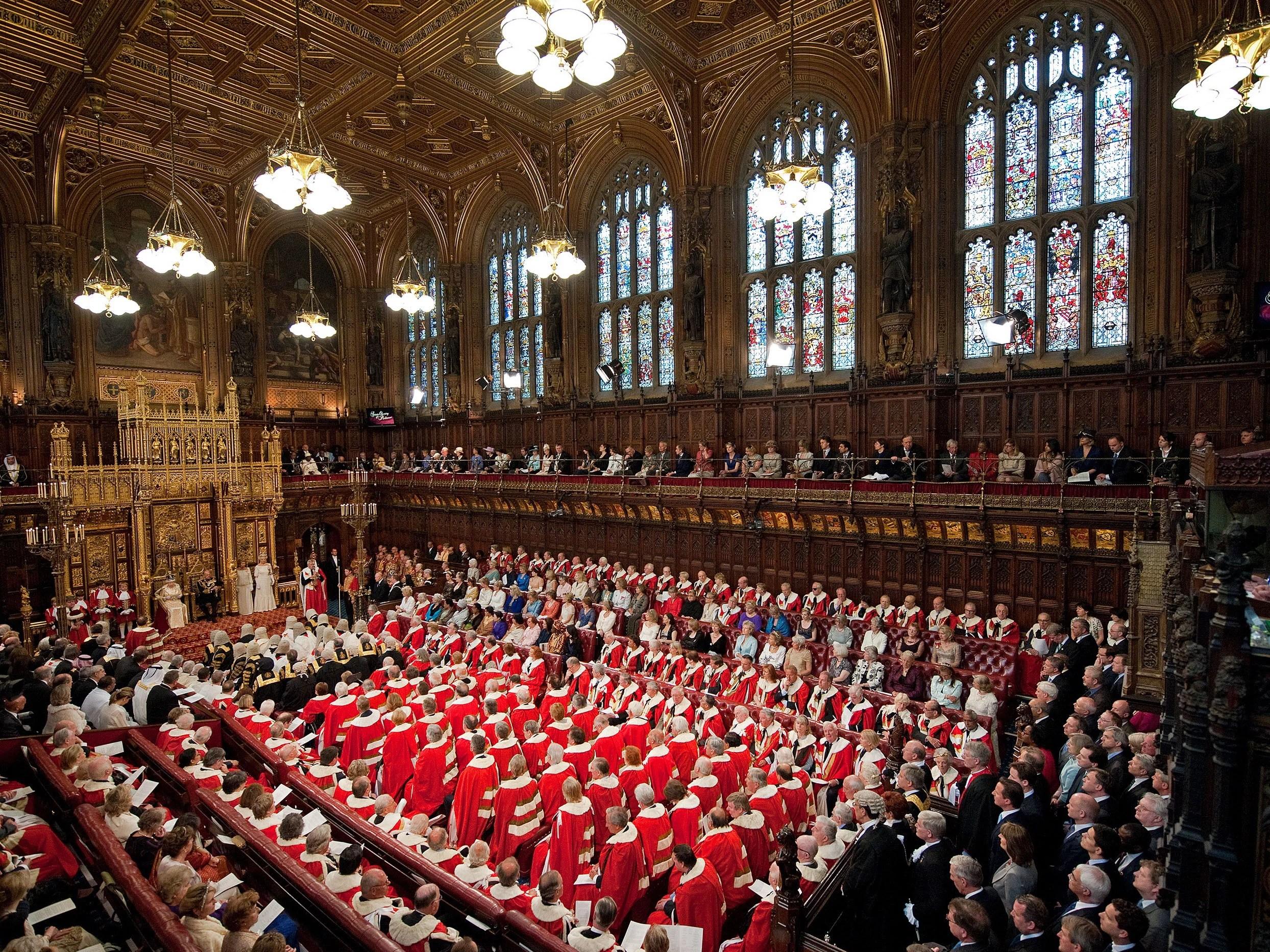 Boris Johnson considers moving House of Lords to York