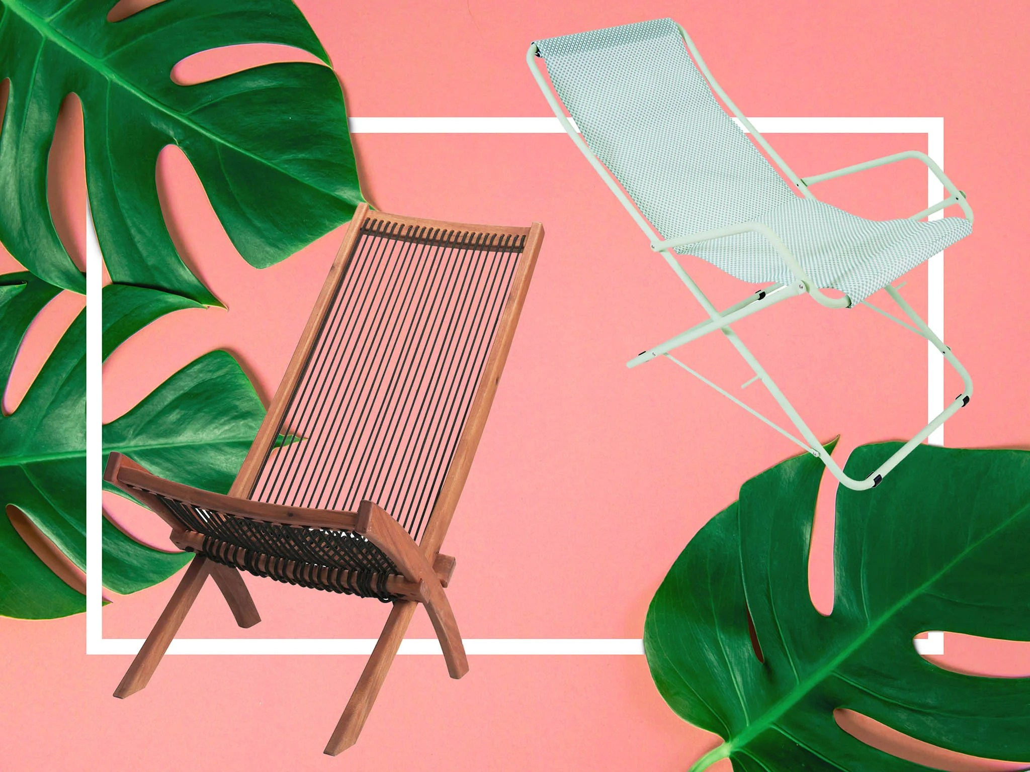 Sunbathing Chairs 10 Best Deck Chairs The Independent