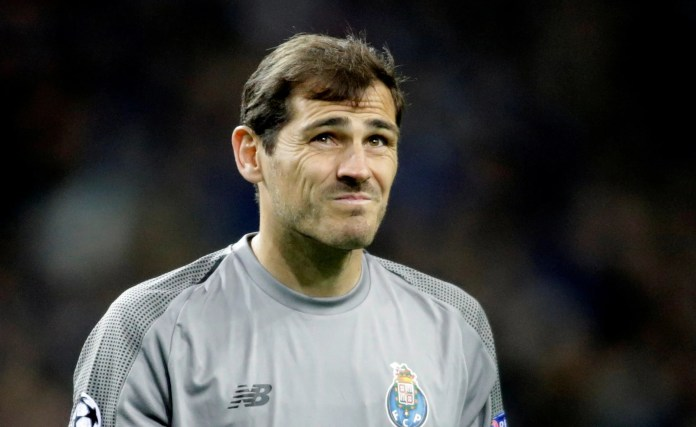 Iker Casillas: Career in pictures