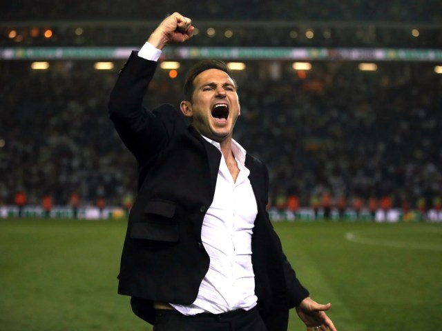 Frank Lampard is the favourite to replace the ITalian (PA)
