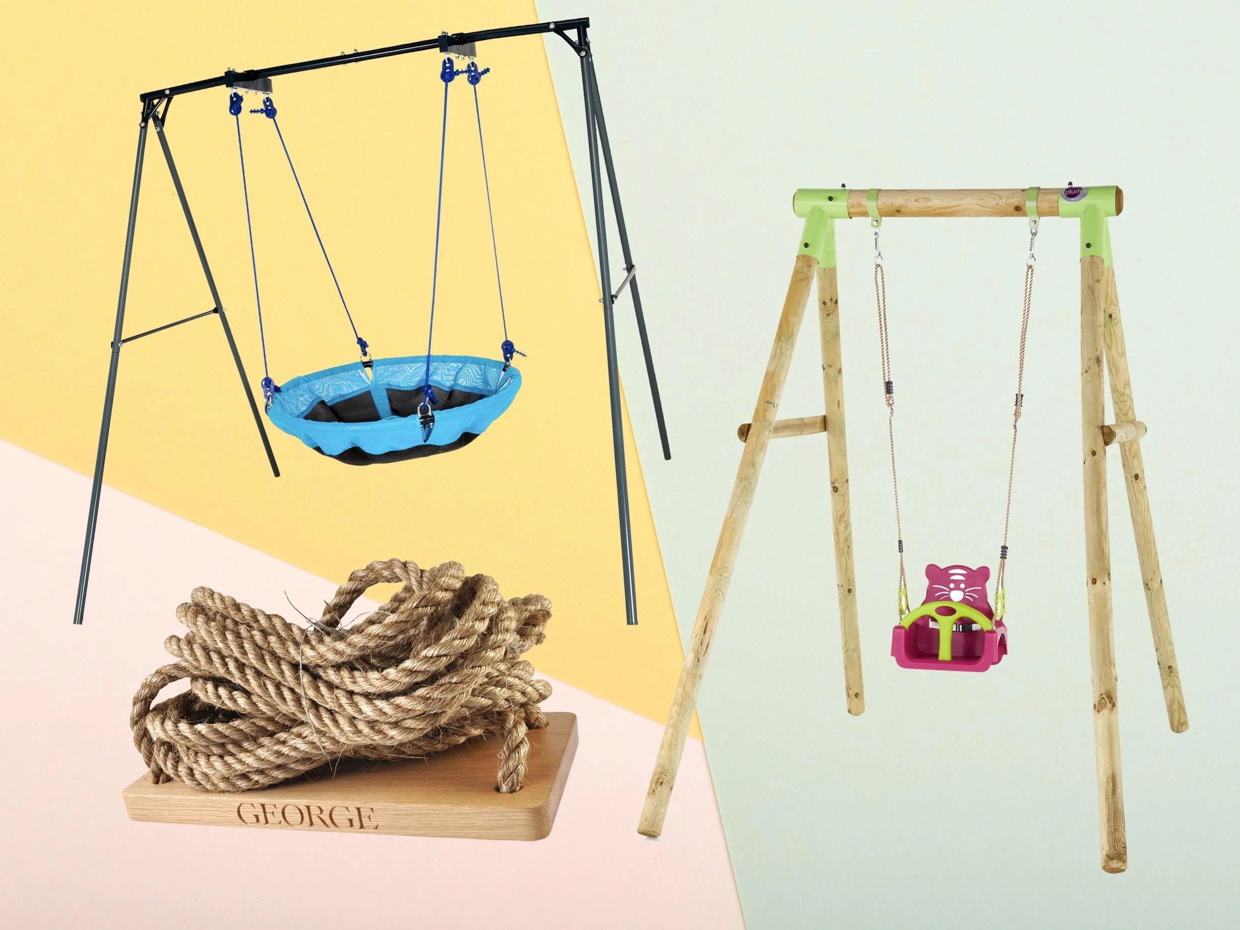 best swing set that