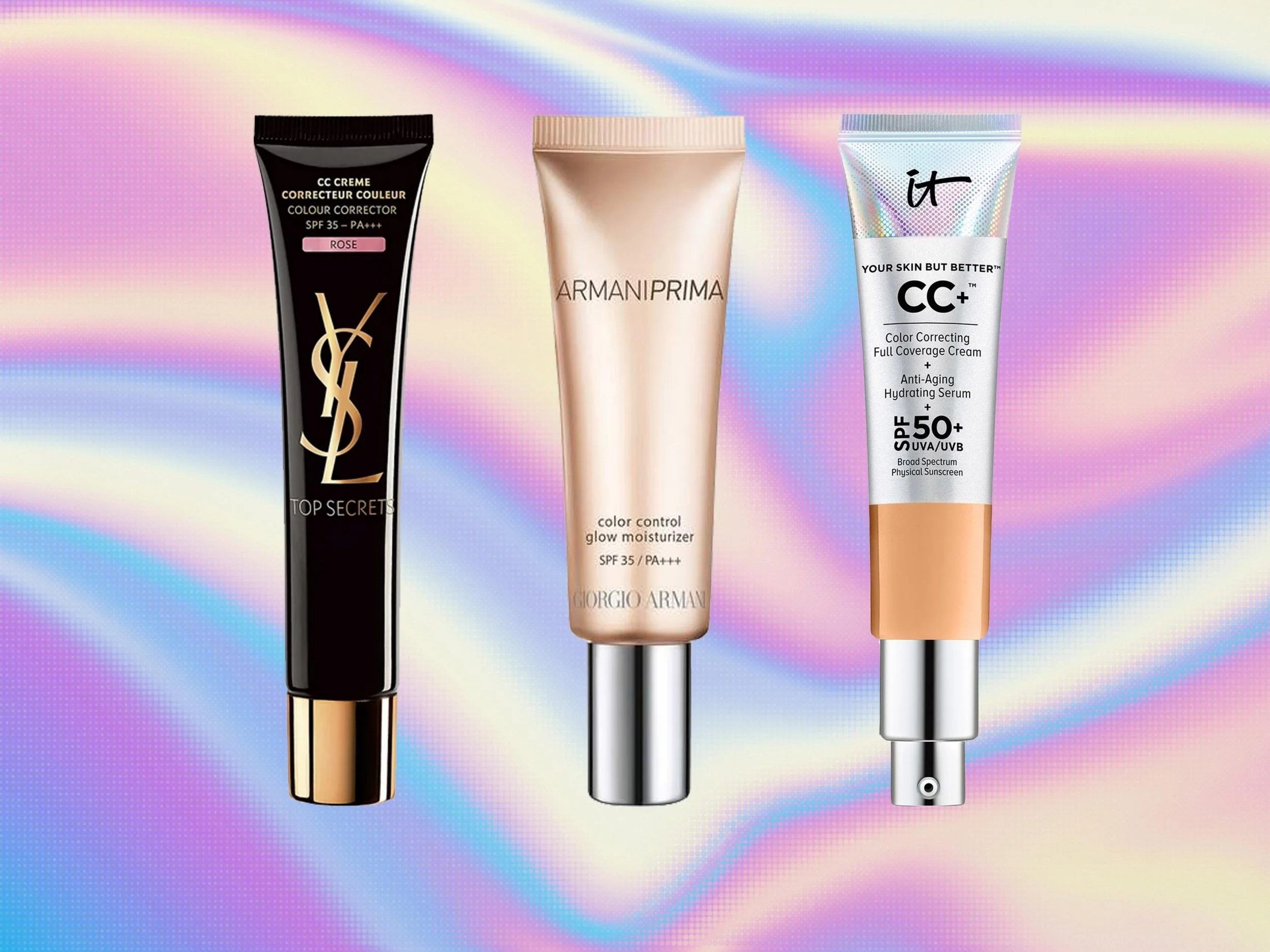 Best CC cream that helps conceal colour correct and ...