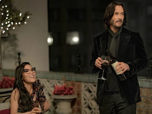 Keanu Reeves in Always Be My Maybe: The story behind John Wick star's Netflix romcom cameo | The Independent