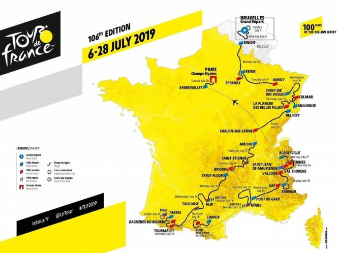 Image result for tour de france 2019
