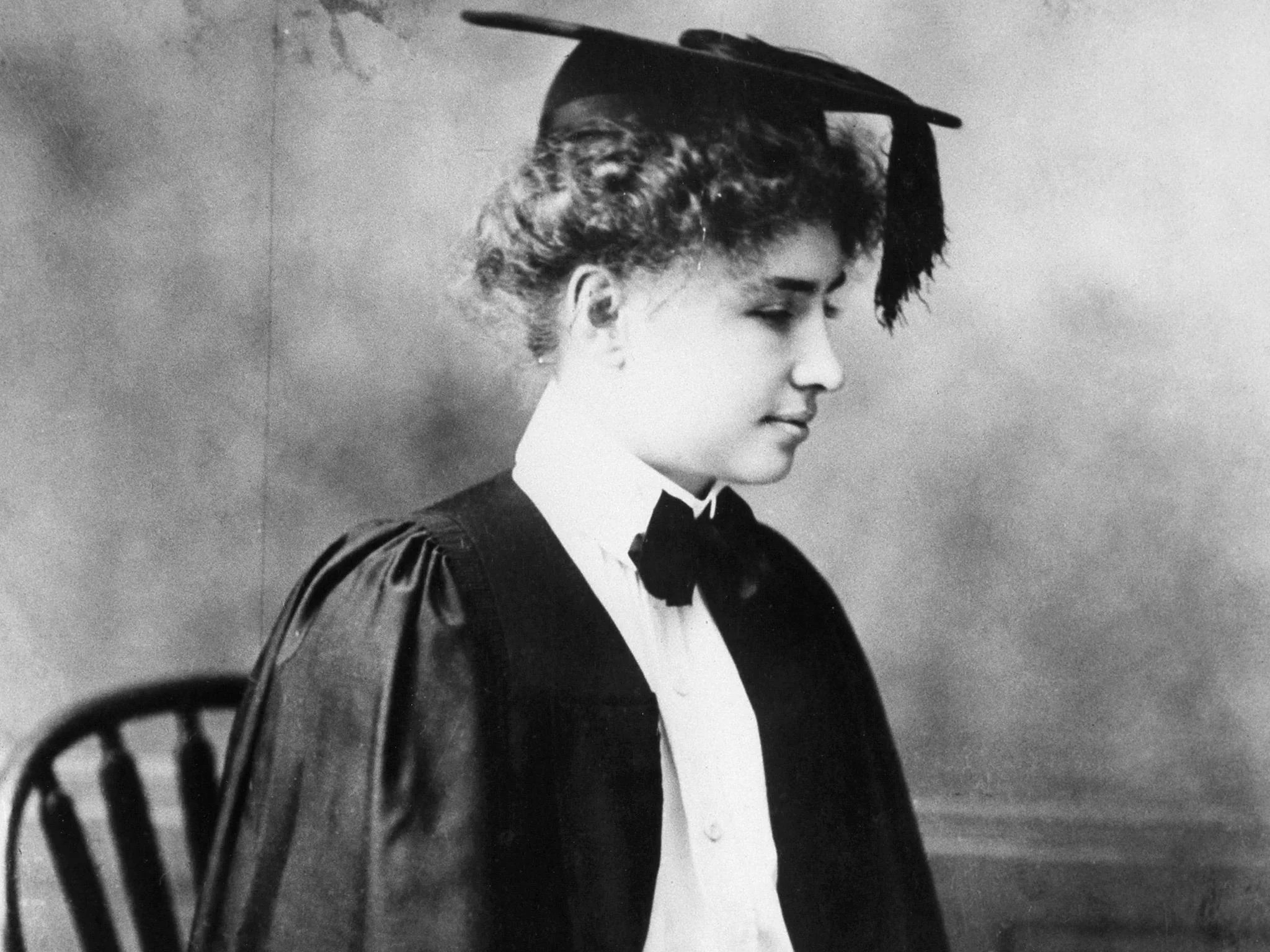 Helen Keller Day We Should Never Forget The First Deaf Blind Person To Earn A Degree