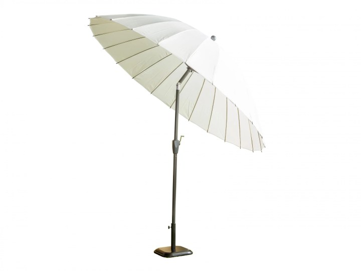best garden parasol: choose from models that are adjustable