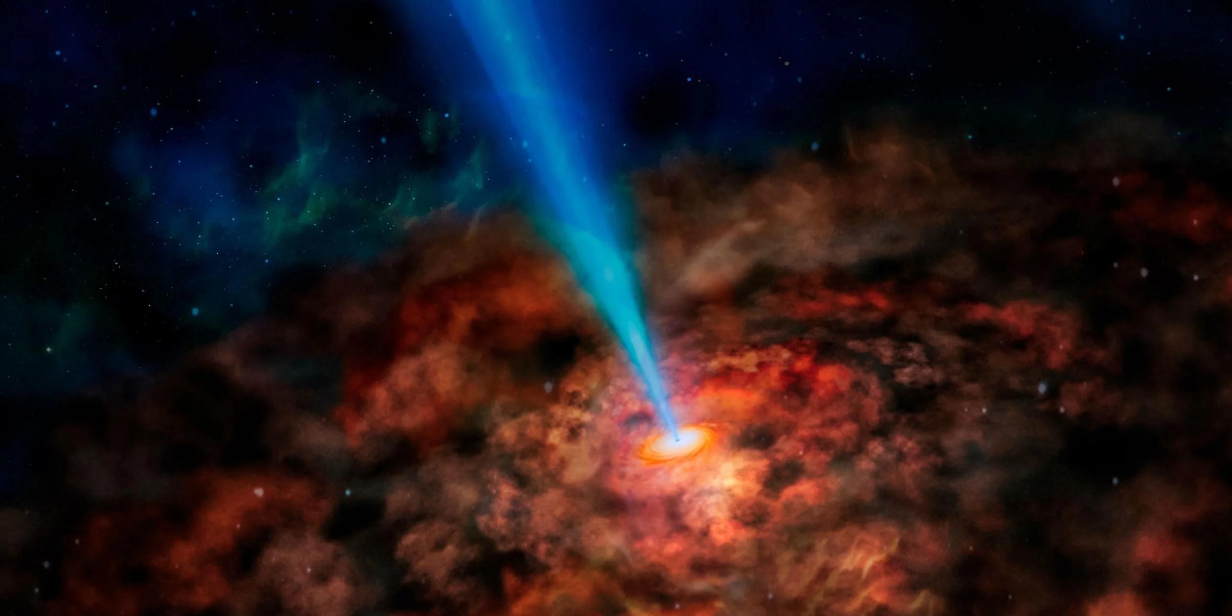hubble telescope spots a