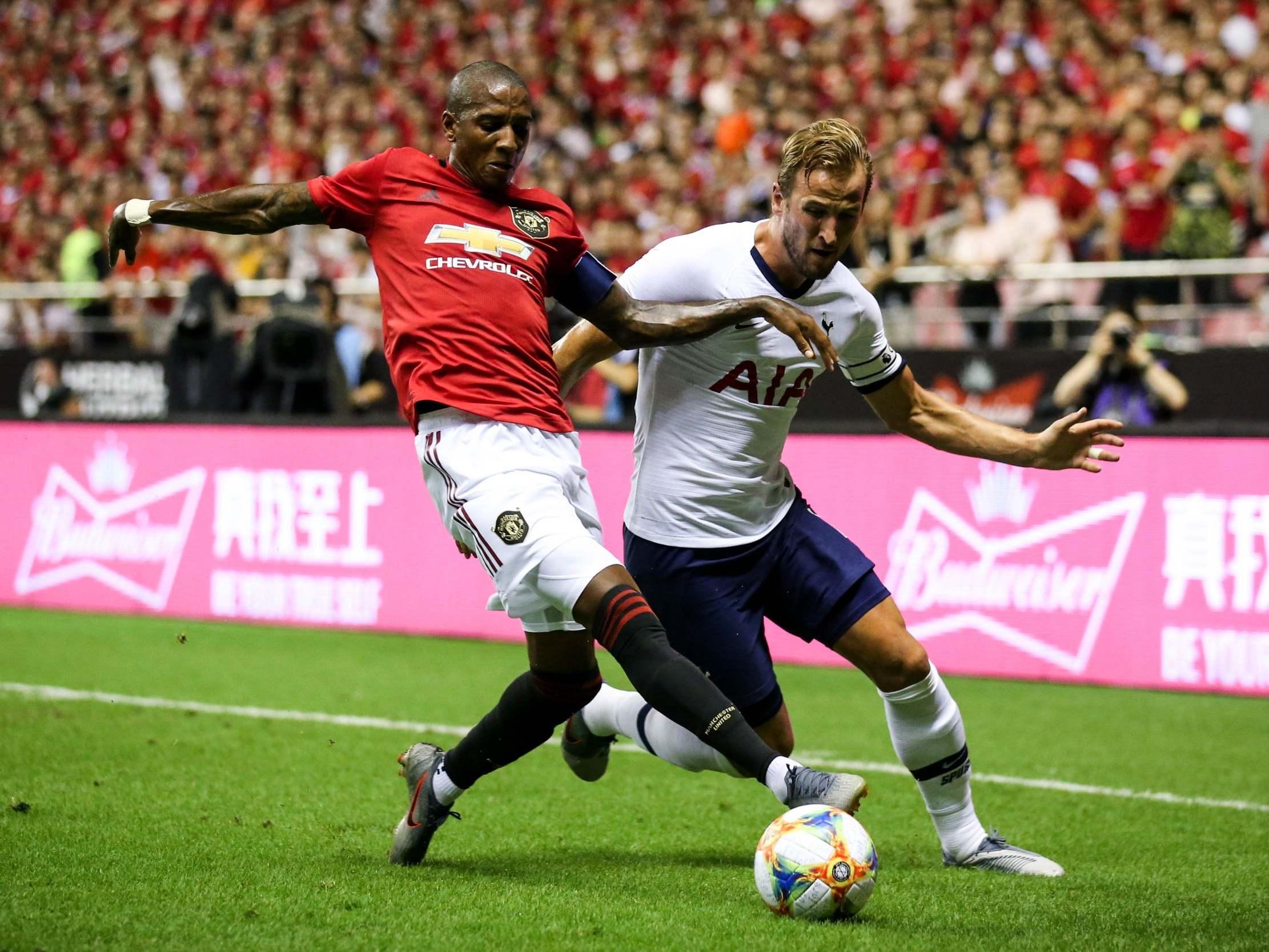 Manchester United vs Tottenham result: Angel Gomes secures ...