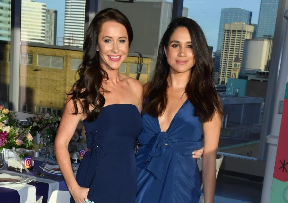 Image result for Duchess Meghan's friend, Jessica Mulroney, speaks out about 'unfair criticism' of royals