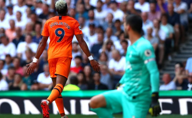 Tottenham Vs Newcastle Live Joelinton S First Goal Condemns Spurs To Defeat The Independent