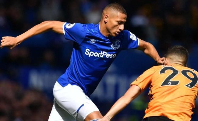 Everton Vs Wolves Premier League Live Online Stream