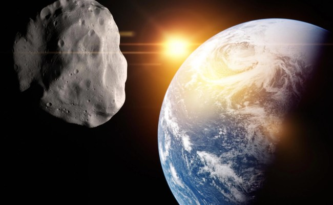 Huge Asteroid That Narrowly Missed Earth Slipped Through