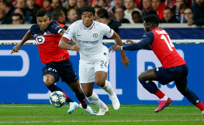 Lille Vs Chelsea Live Stream Score And Goal Updates From