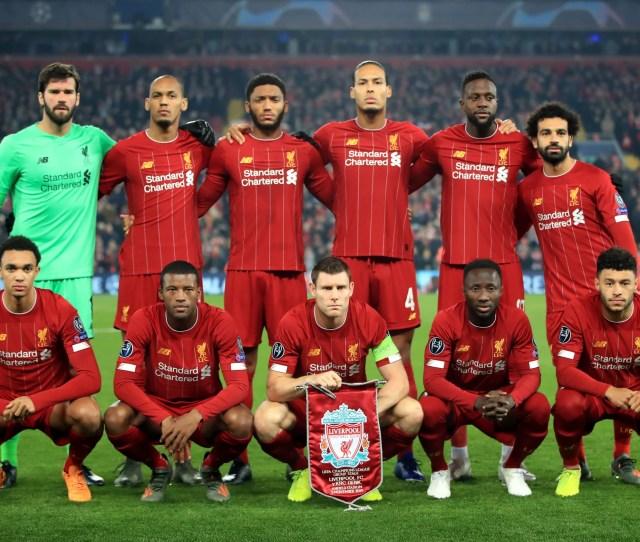 Jurgen Klopp Explains Liverpools Decision Process To Play Club