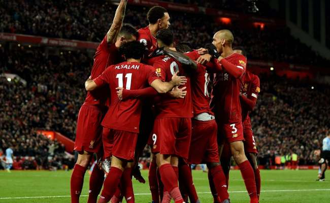 Liverpool 3 1 Manchester City Report And Player Ratings