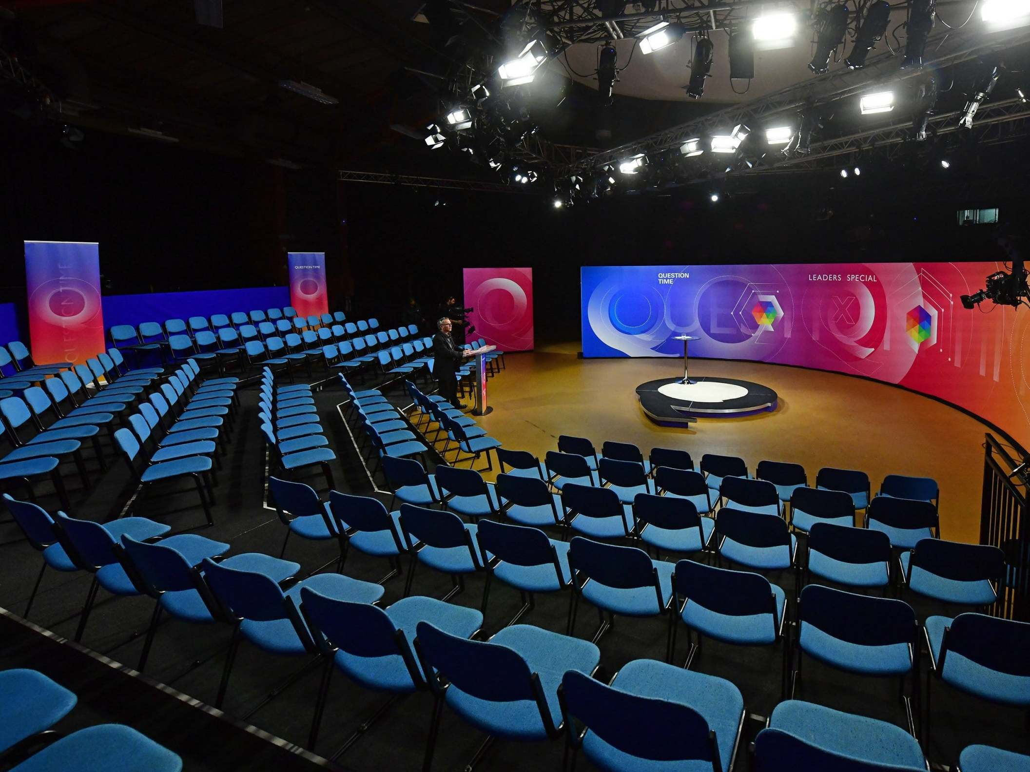 Coronavirus: Question Time axes studio audience as BBC scales back ...