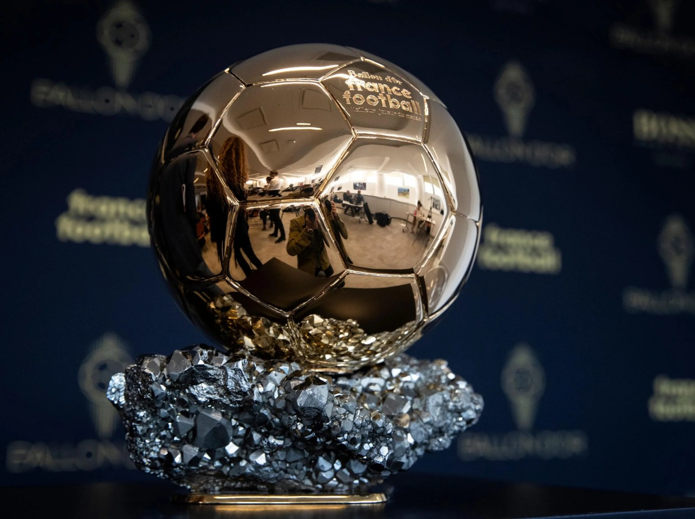 The 2019 Ballon d'Or ceremony takes place on Monday