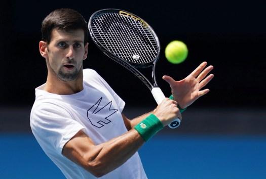 Australian Open 2020 draw LIVE: Novak Djokovic, Rafael ...