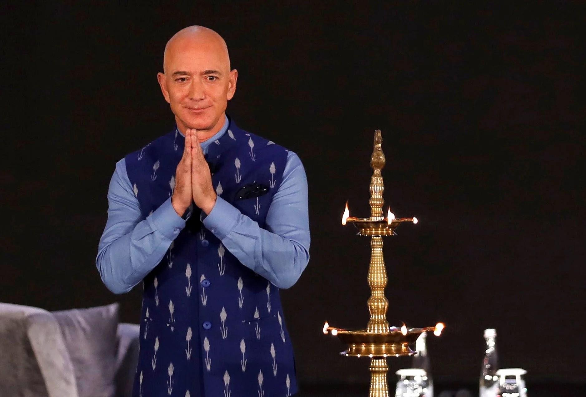 Amazon promises to create 1 million jobs in India as Jeff Bezos' journey falls into public relations nightmare