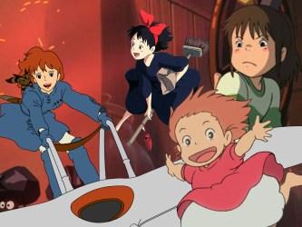 Aesthetic Ghibli Food