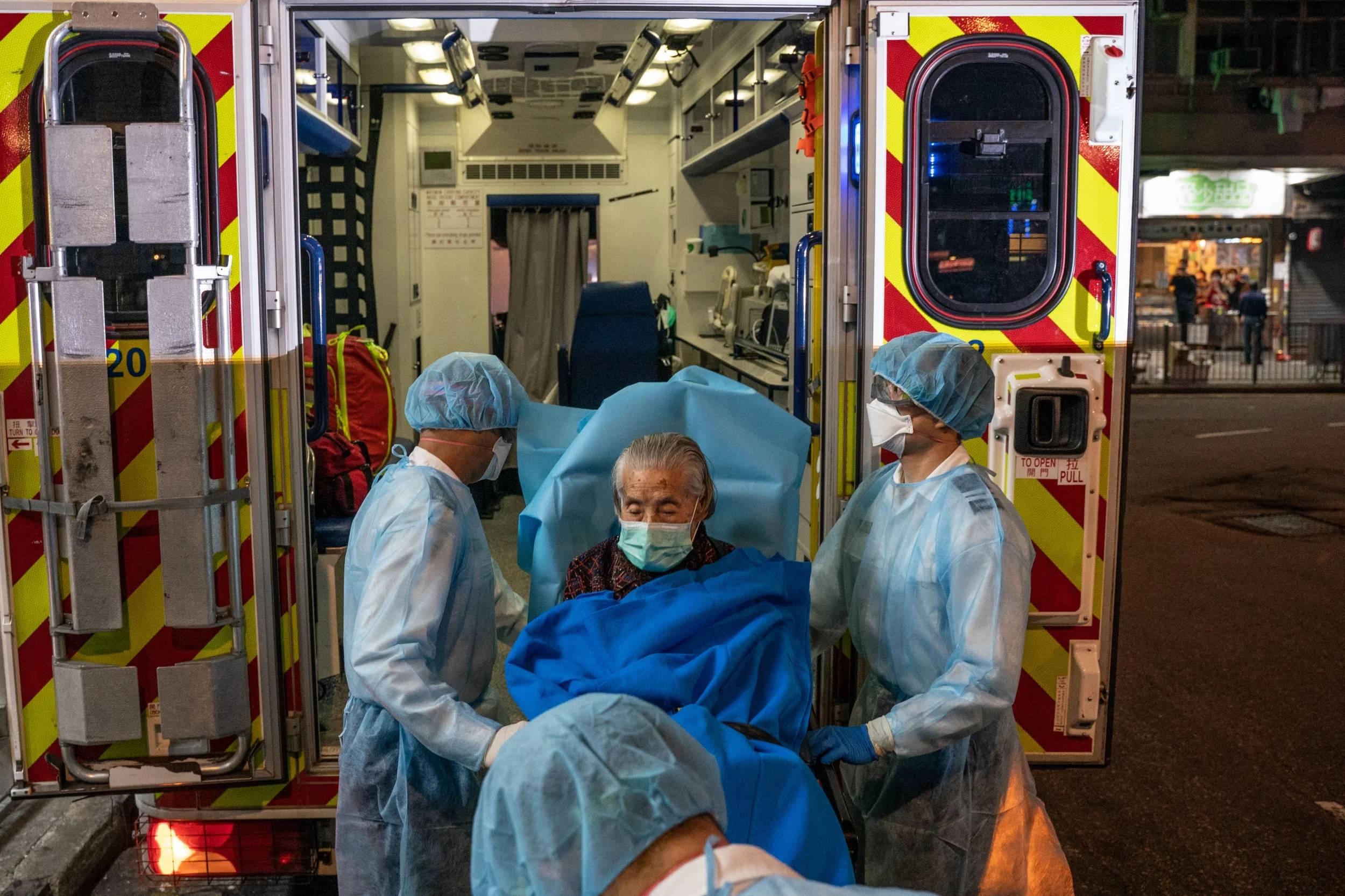 Coronavirus: Australia confirms first cases of deadly illness ...