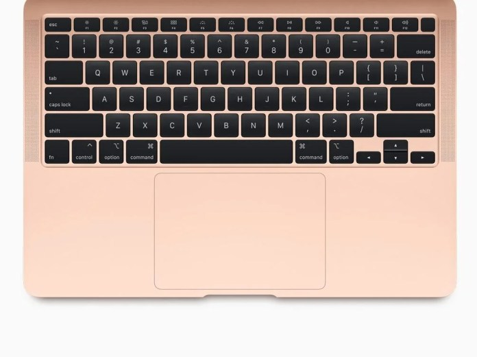Macbook Air Review Faster Cheaper And A Game Changing Keyboard The Independent The Independent