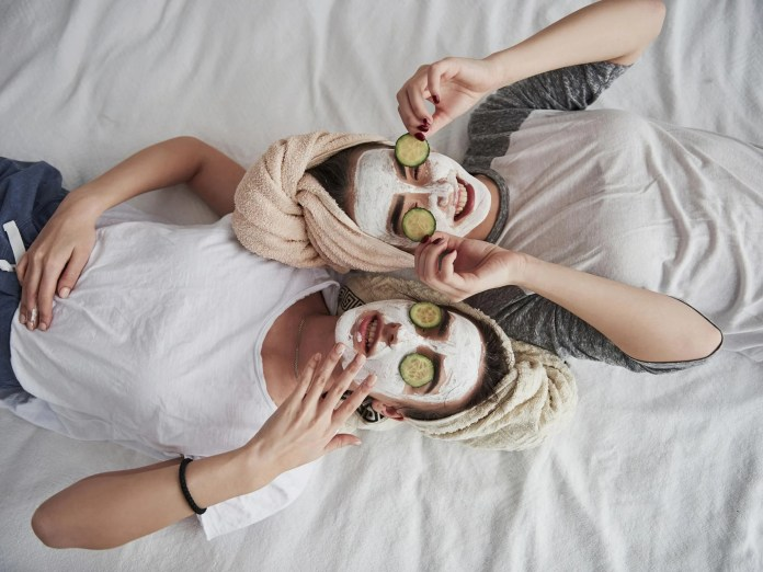 Here are our top products to do it with, from face masks to bath oils