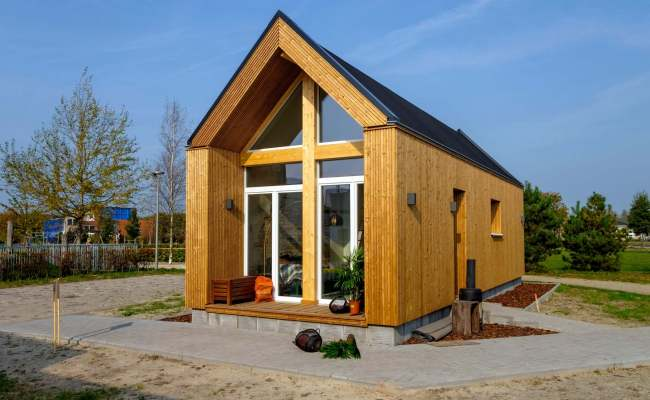 Why More People Want To Live In Tiny Houses The Independent