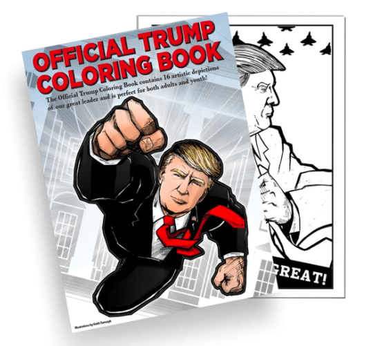 Trump Campaign Sends Text To Sell Voters His Colouring Book As Us Coronavirus Deaths Pass 90 000 The Independent The Independent