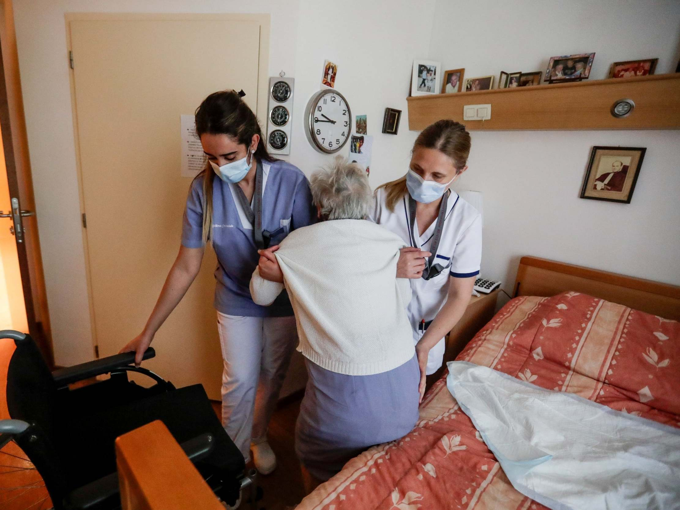 Coronavirus: Fifth of care home residents infected with Covid-19 5